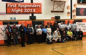 1st Responders' Night