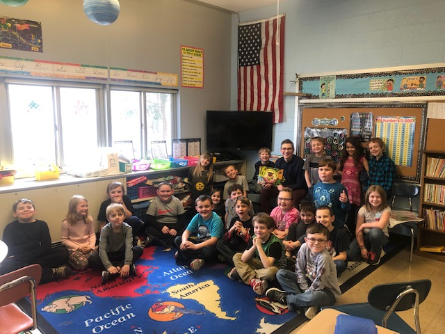 Reading to 2nd Grade