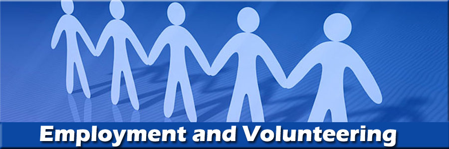 Employment and Volunteering
